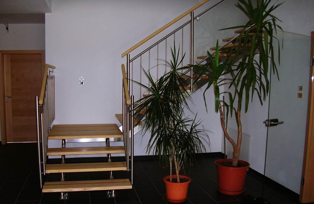 stiegengel nder innen weiss metall. Black Bedroom Furniture Sets. Home Design Ideas